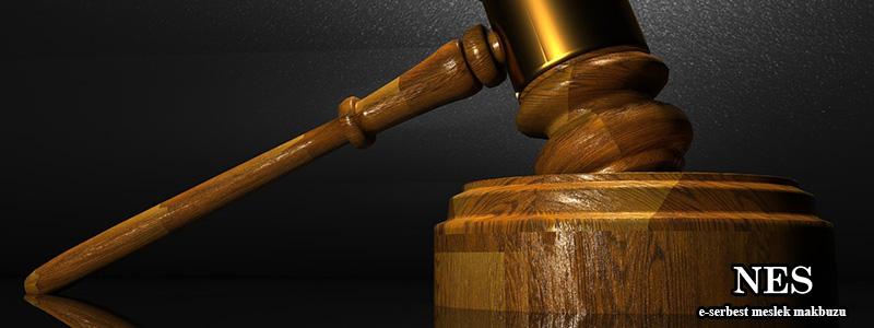 Avukatlar için e-Serbest Meslek Makbuzu