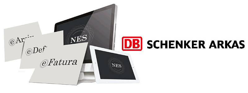db schenker arkas nes bilgi e-irsaliye e-fatura e-arşiv ve e-defteri tercih etti